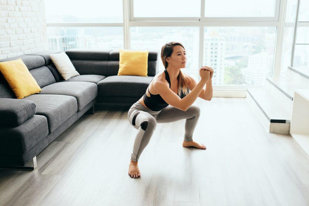 Exercícios para pernas