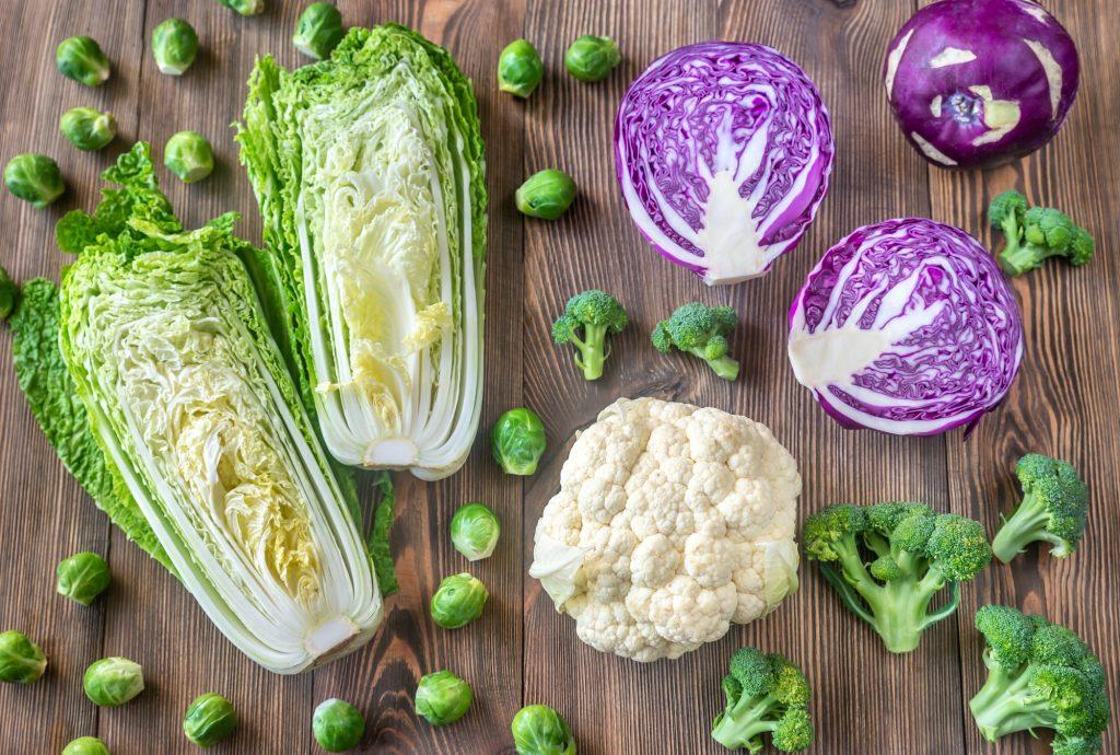 Vegetais para ganhar massa magra