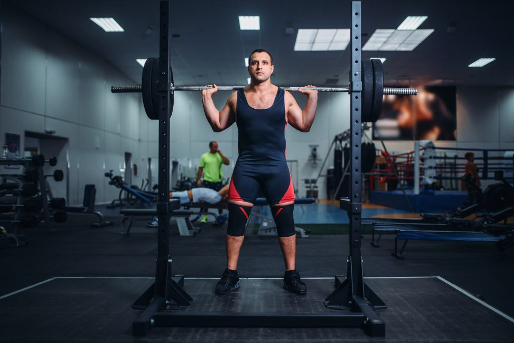 Exercícios para glúteos com barra