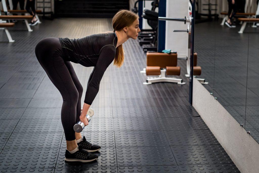 treino de pernas iniciante