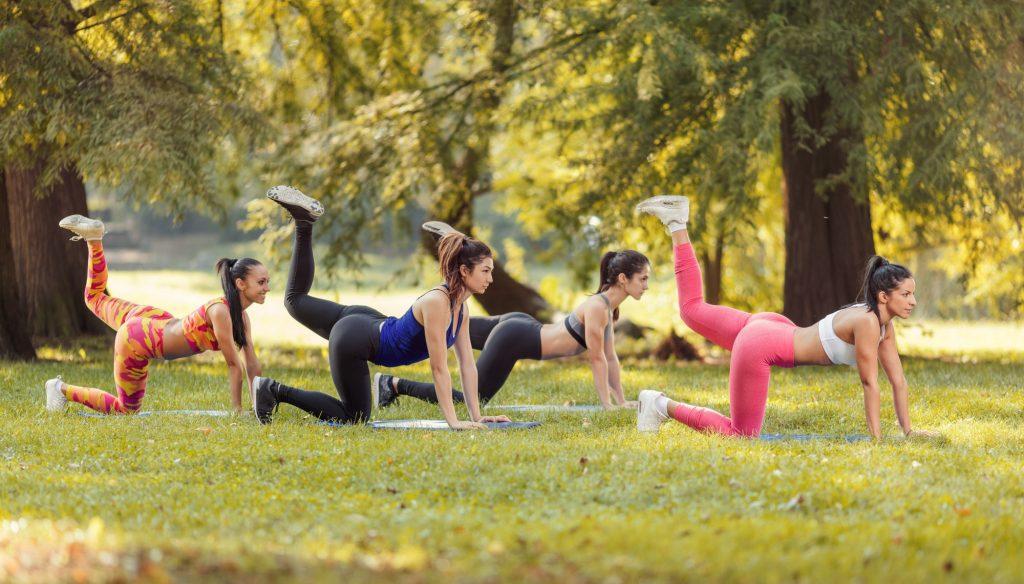 Qual o melhor exercício para glúteos?