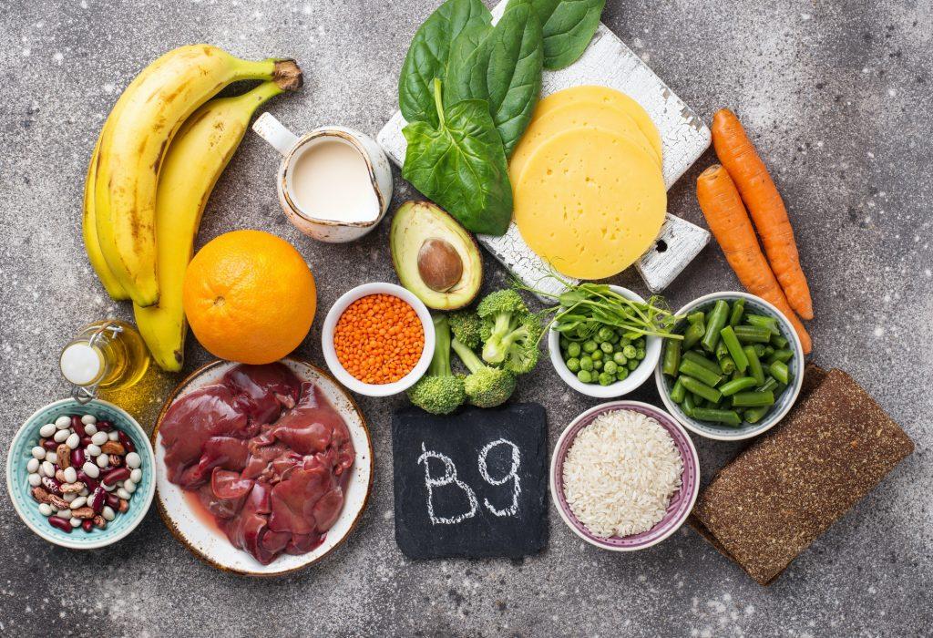 ácido fólico para ganhar peso