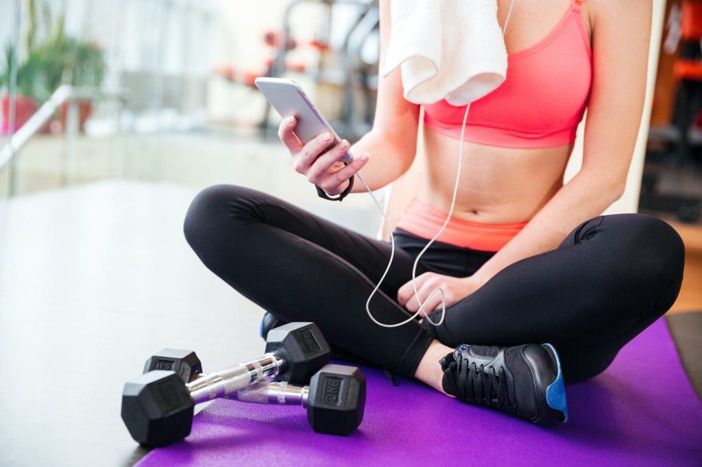 Aplicativo de exercícios para gravida
