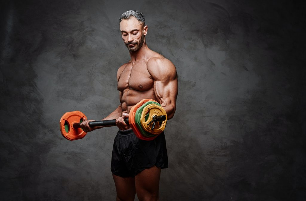 Aumento da testosterona