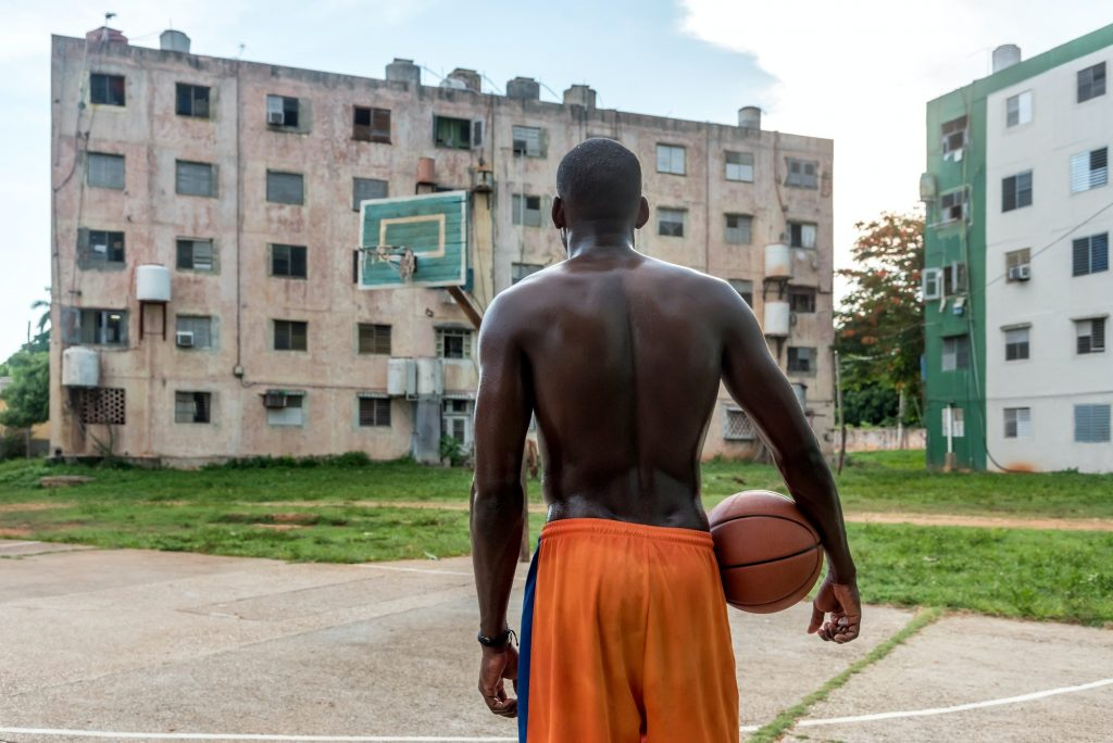 basquete de rua