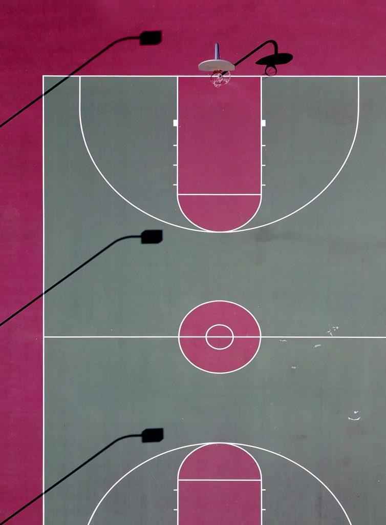 basquete quadra
