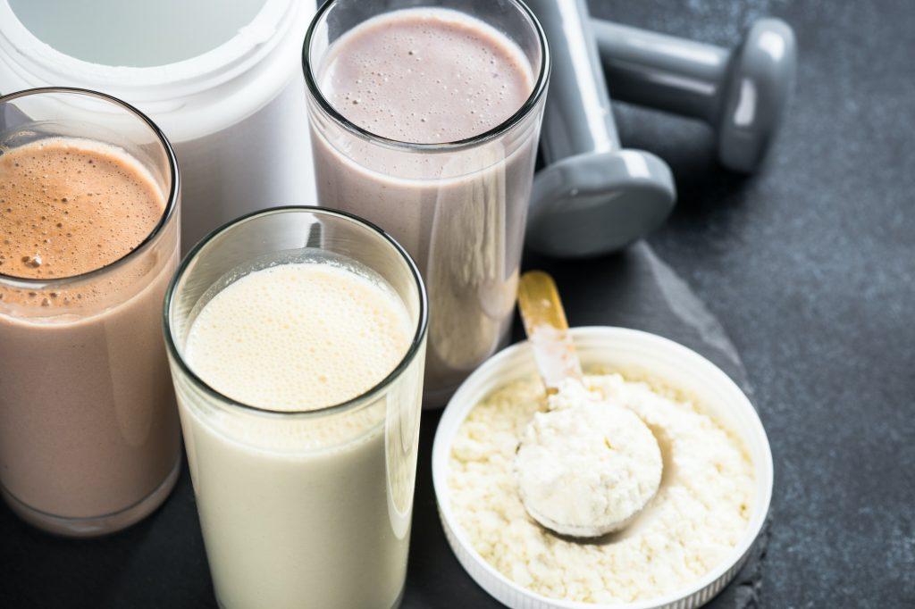 shake de proteína